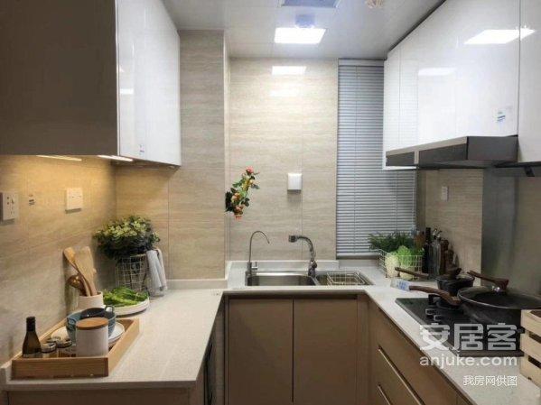屯昌和贵花园52平一房独立卧室采光好泳池市场