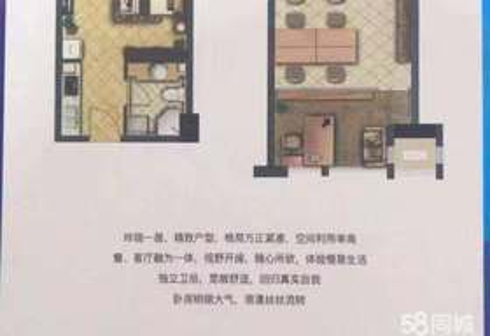 总价30万精装修的房子,产证齐全,年收益10个点固定写入合同