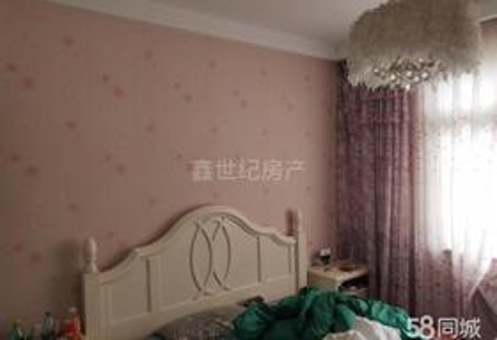 春风花园 2室2厅1卫 92.4平米