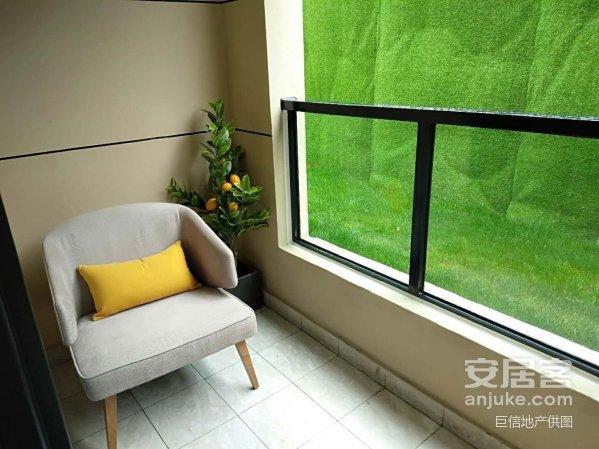 瓯江国际新城 3室1厅2卫 精装修