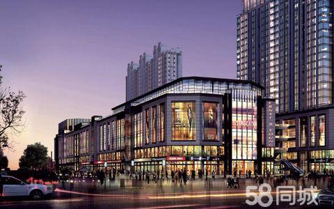 38万买汉锦城带7年租约商铺 买到即收35万租金