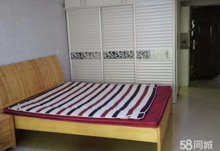新沂市区 苏宁电器楼上 70年产权的精装 单身公寓