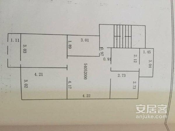 赵苑附近昌源小区三居室中间楼层老证可贷款送地下室