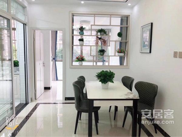 章江南苑精装修3房73平73万户型好小区好房东急售只卖一周