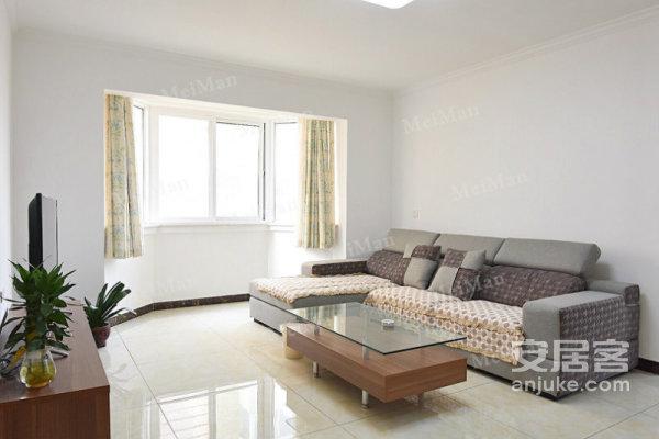 金谷阳光地带精装温馨两室户型方正采光良好满五唯一
