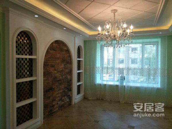学府郦城3室精装修婚房拎包入住配合贷款黄金楼层随时看房