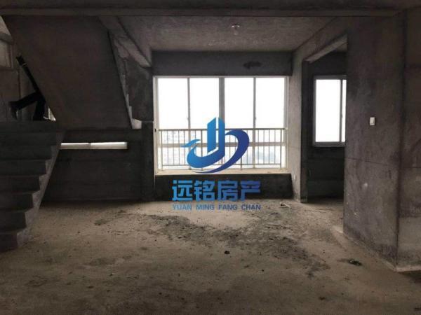 邻近西区复试楼可做阳光房全景望江带露台