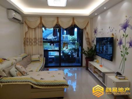 出售万科翡丽山3房1厅精装修东南售价200万二手房