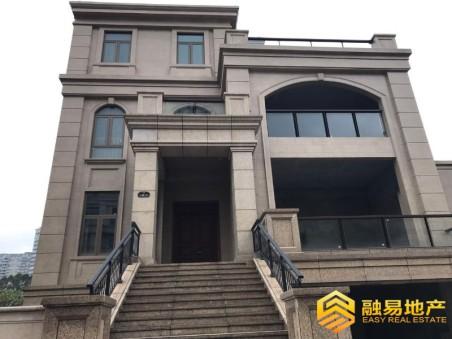 出售光大锦绣山河四期别墅6房3厅毛坯东南售价5000万二手房