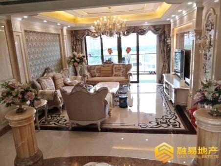 出售光大锦绣山河四期4房2厅精装修西北售价650万二手房