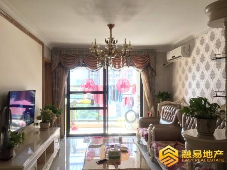 出售万科金悦香树3房2厅豪华装修东南售价240万二手房