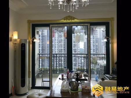 出售恒大御湖2房2厅豪华装修东南售价249万二手房