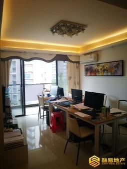 上东国际中层精装2房出售,户型方正,安静舒适二手房