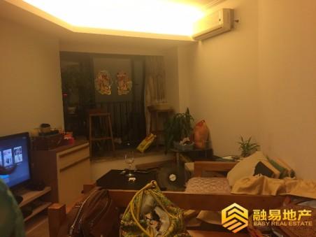 出售香树丽舍1房1厅精装修东南售价85万二手房