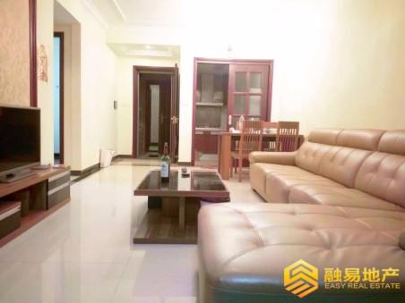 出售恒大御湖2房2厅精装修西南售价210万二手房