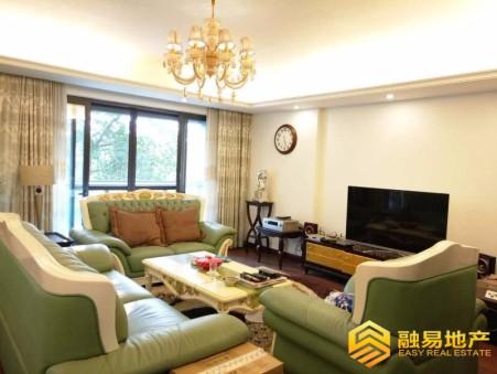 万科虹溪诺雅经典4大居室,价位合理,环境舒适二手房