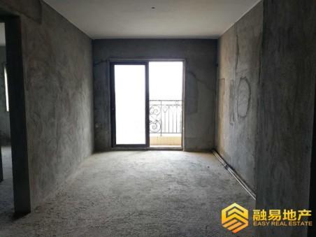 星城翠珑湾 3室2厅1卫 毛坯  二手房