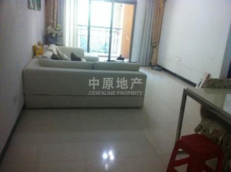 东骏两房居家装修户型方正位置安静二手房
