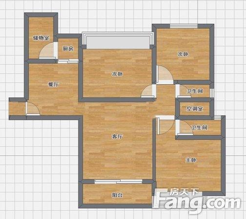 出售恒大御湖3房2厅精装修东南售价350万二手房