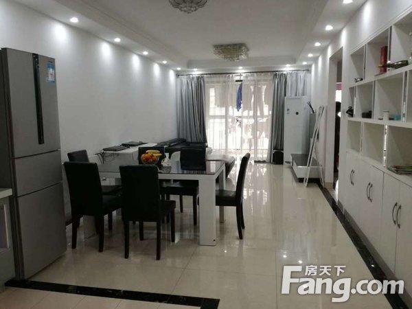中惠香樟绿洲 3室2厅1卫 毛坯  二手房