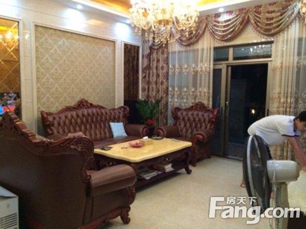 出售东骏豪苑4房2厅豪华装修东南售价420万二手房
