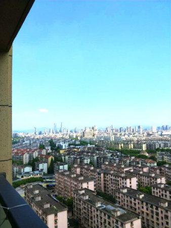 银亿东岸111平275万经典三房送三阳台东边户落地窗观景二手房