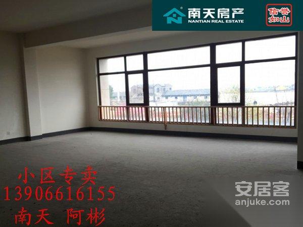 长岛花园豪宅沿江首排别墅全新白坯多套备选看房方便二手房