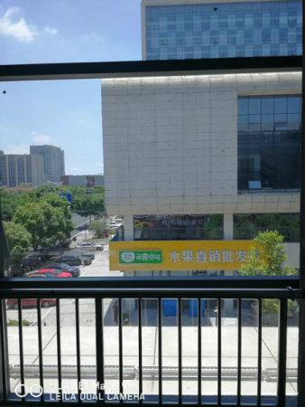 星海广场全新交付白坯边套户型商务写字楼好楼层办公优选二手房