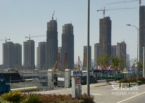东部新城全新小区大三房实用110平业主急售二手房