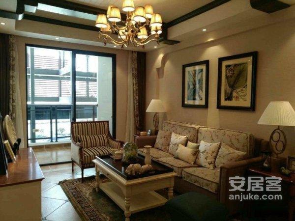宜家华府全新小区刚需三房中层南北通透价格超低二手房