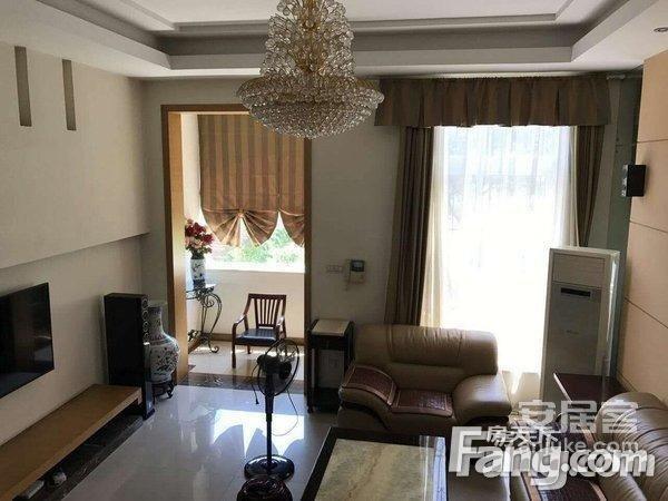 江南春晓+复式联排别墅+精装+送40平私家花园+实面积350二手房