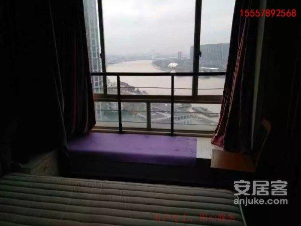 同方杰座55平1室1厅精装三江口90万即可拥有三江口美景二手房