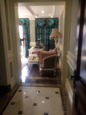 户型雅戈尔长岛花园别墅600平1450万6室3厅5卫急二手房