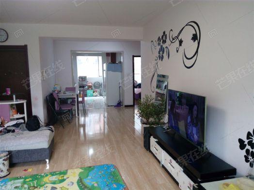 水晶城二期2室2厅1卫97㎡二手房