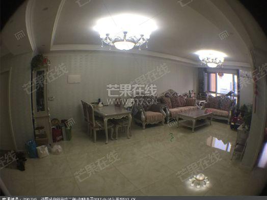 金地·名京3室2厅2卫138.14㎡二手房
