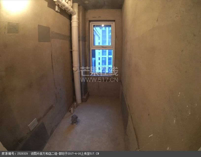 金地铂悦中间楼层不挡光3室2厅2卫131㎡二手房