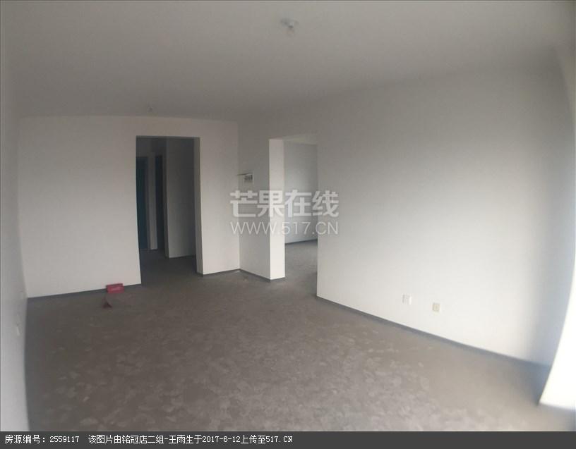 万科·金域国际2室2厅1卫81.00㎡二手房