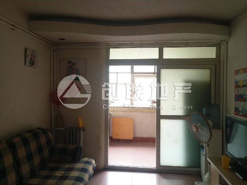 建明小区一室无税看房方便二手房