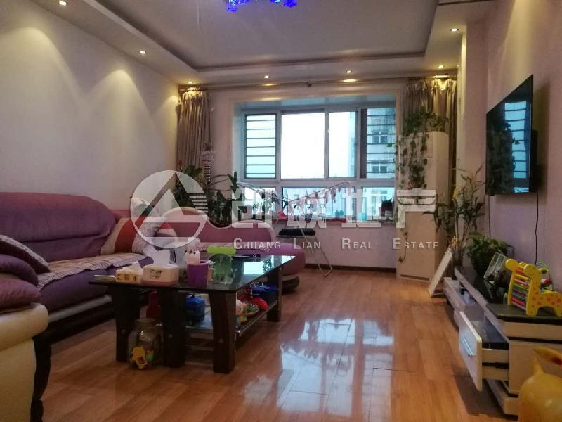 lianjia.房源海天花园电梯板楼3居满五年出售二手房