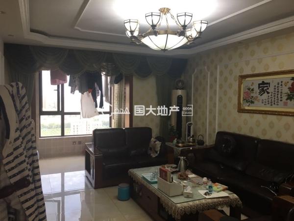 lianjia.房源众美绿都精装修,全明户型送家具家电二手房