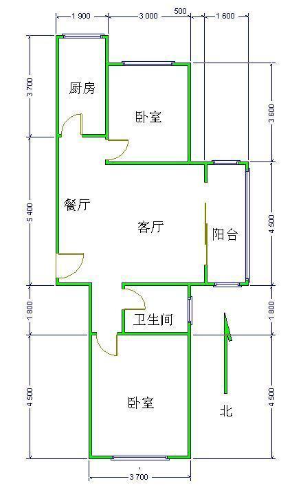 开发区珠峰国际花园二手房