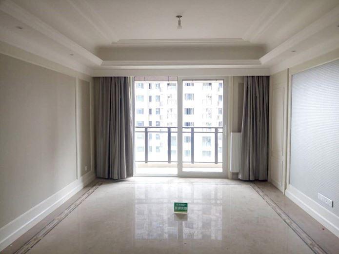 泛海国际桂海园精装三室两厅二卫一阳台144.72平600万二手房