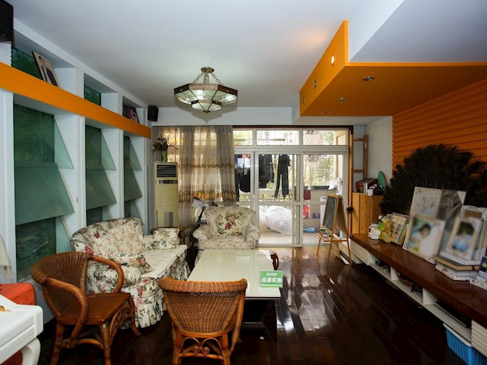 百步亭花园温馨苑精装三室两厅南北通透好楼层老证,二手房