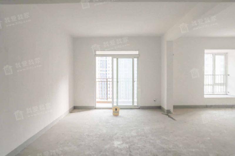 光谷工程大旁金地天悦开发商精装全南2房景观房·拎包住,二手房