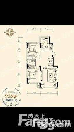 房天下100%-真-房-源关山光谷1小旁阳光在线2房,二手房