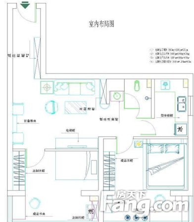 光谷关山精装2房成熟商圈中高楼层电梯房拎包住,二手房