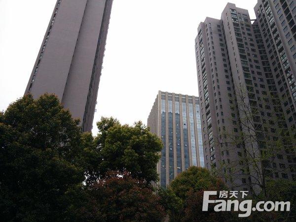 江汉区万景国际1室1厅,二手房