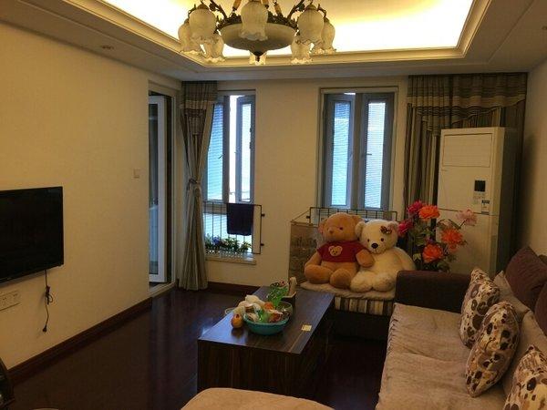 东西湖区万科高尔夫城市花园2室2厅低总价,二手房