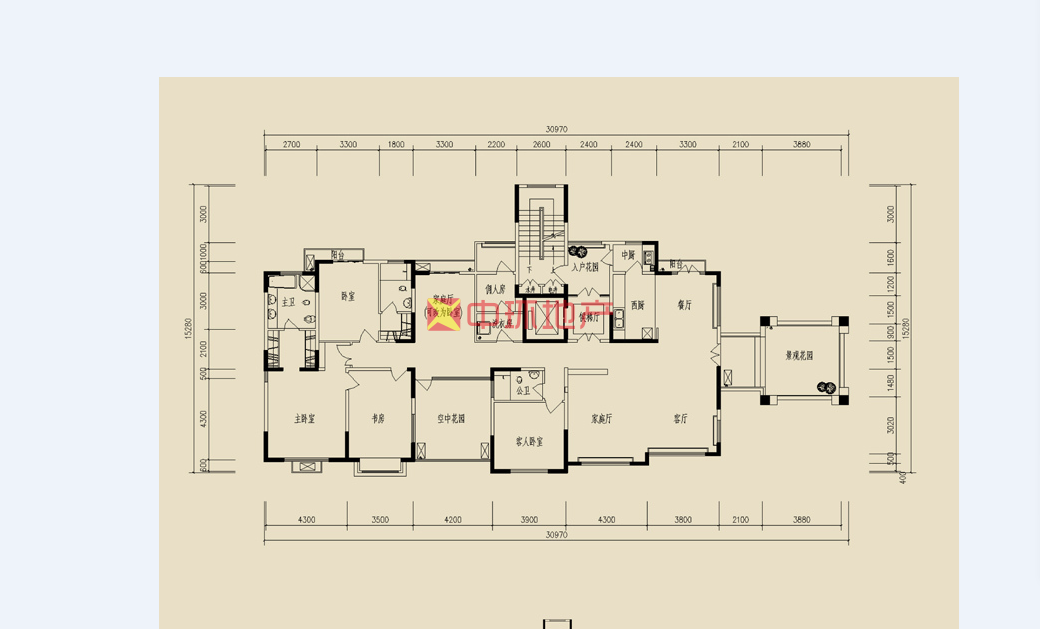 大河龙城12号楼,电梯直接入户,送双露台。满五年!二手房