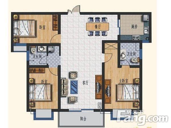 6/7楼复式,三房三厅,业主自住,保持良好。诚售。二手房